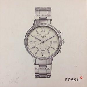 EUC Fossil Hybrid Smartwatch